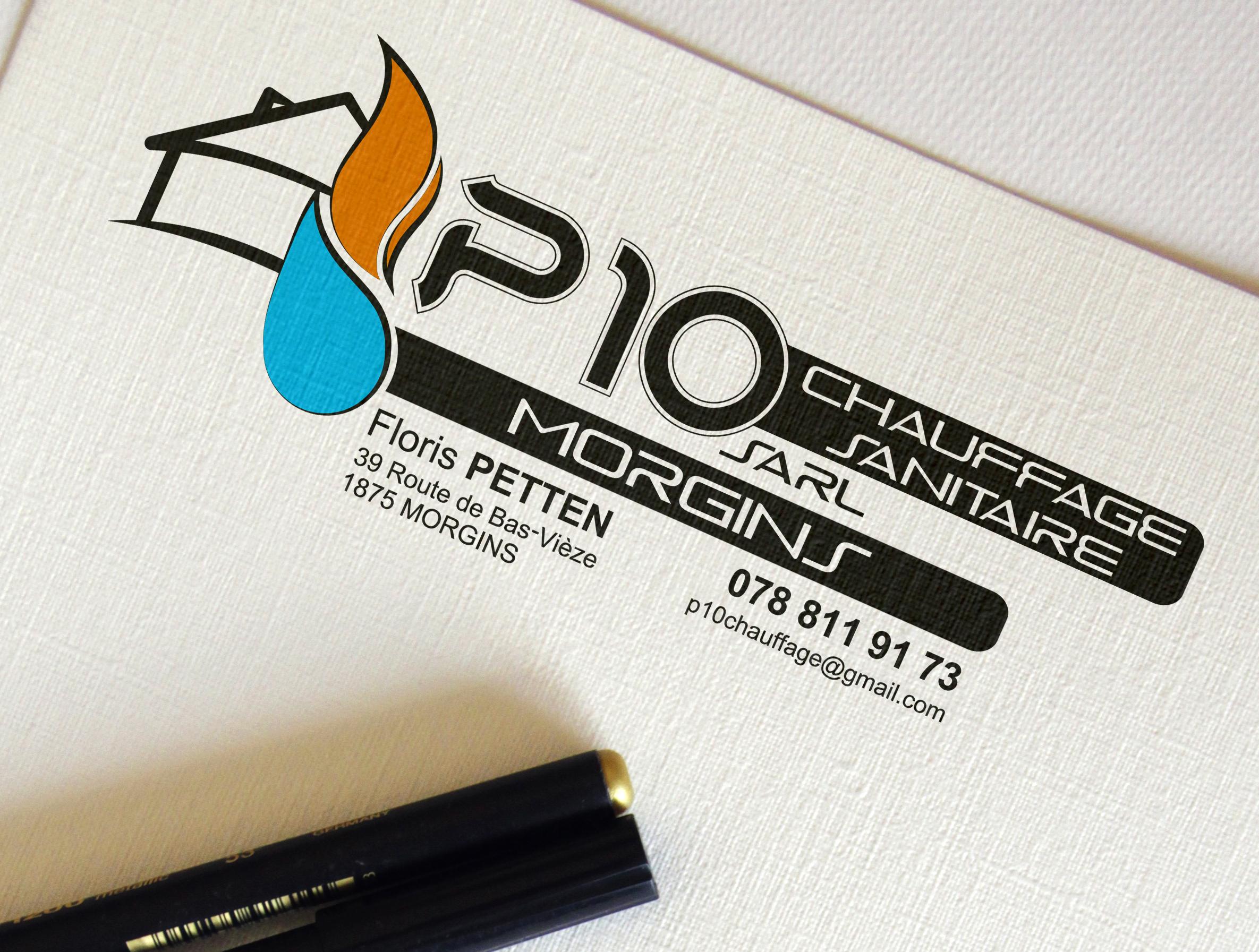 Logo P10