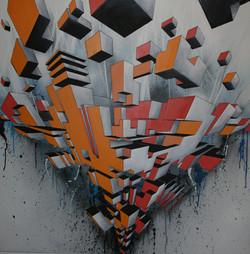Decomposi Cube