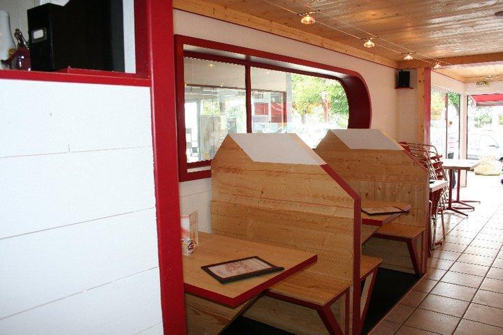 Agencement La Taverne d'Ici et d'Ail