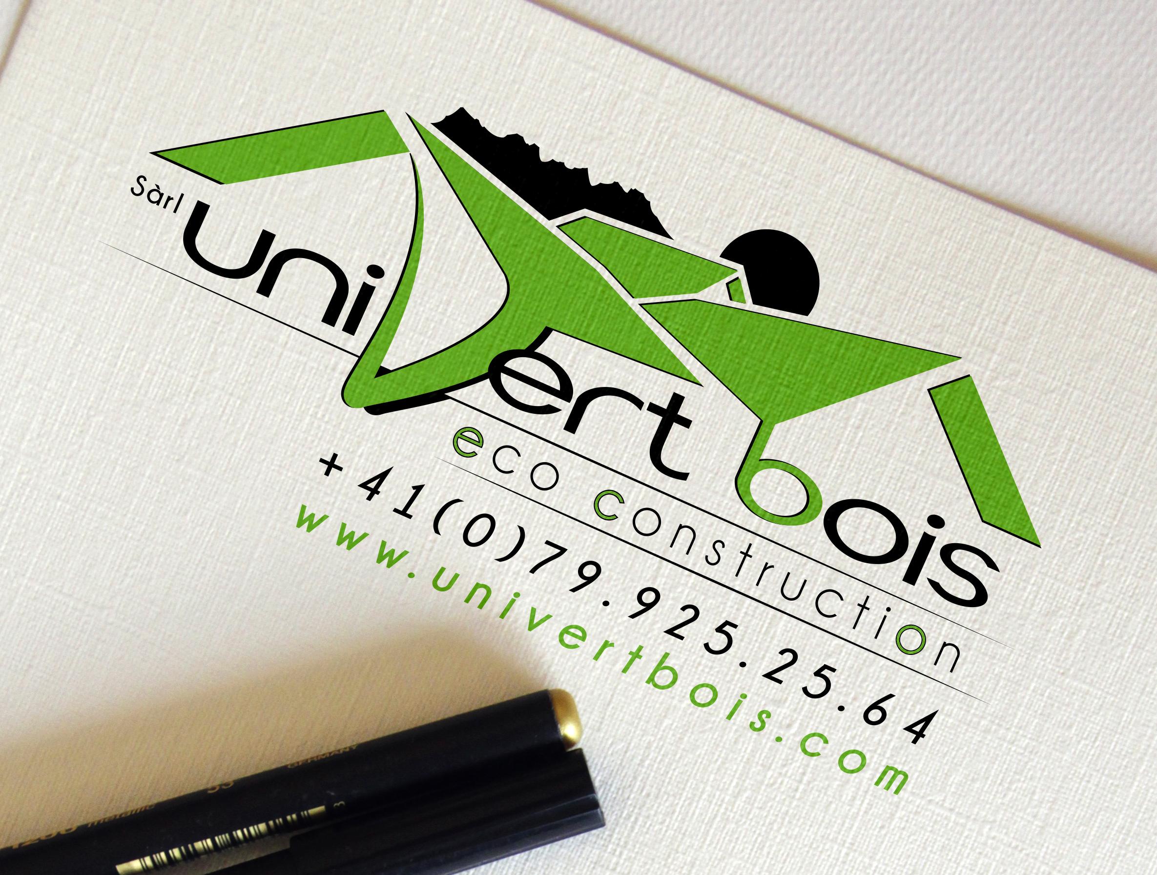 Logo Univert Bois