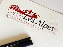Logo Chalet Les Alpes