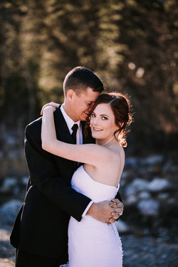 Calgary wedding hair stylist