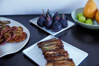 Omakase Figs, Eggplant, Sweet Potato - H