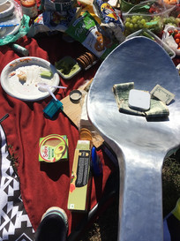Nonprofit Fundraising can be fun with a giant spoon. #jointheteaspoonbrigade