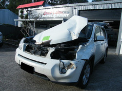NISSAN X-TRAIL BEFORE