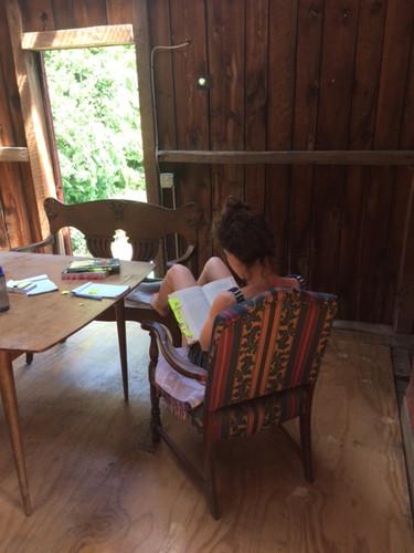 Creative Resident Dina Vovsi 2017