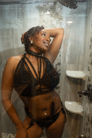 Shower shoot