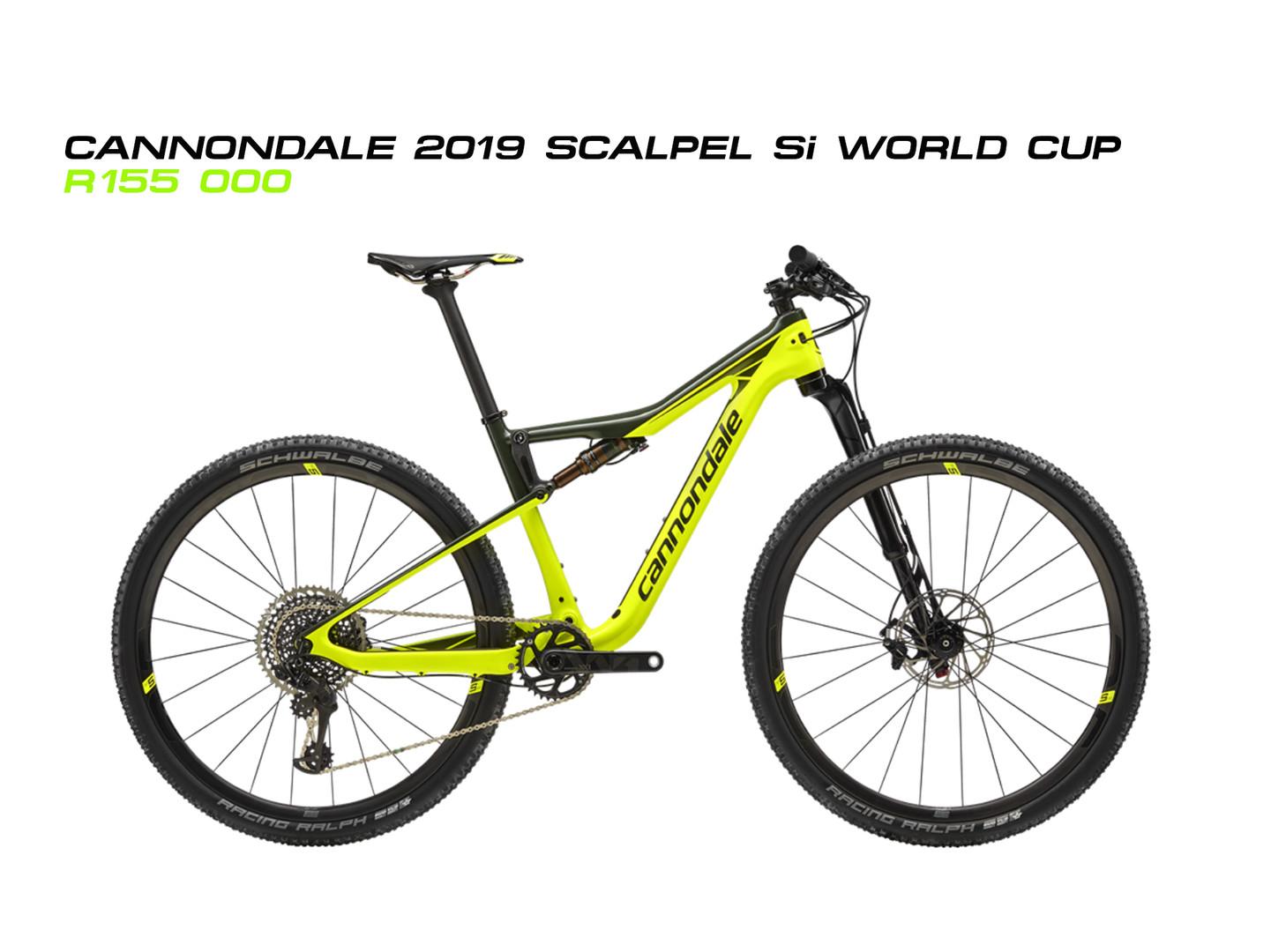 2019 Scalpel Si World cup