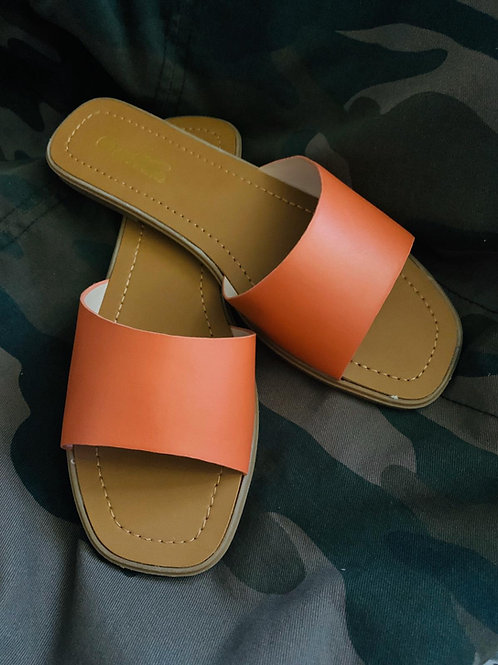 Montego Slide - Orange
