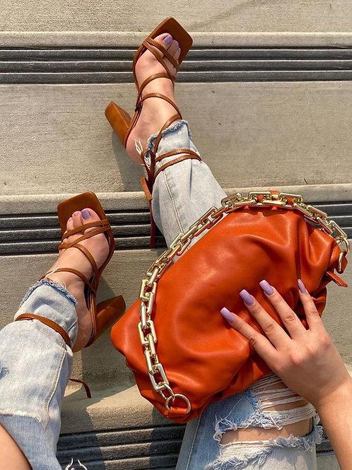 Sole Chain Bag