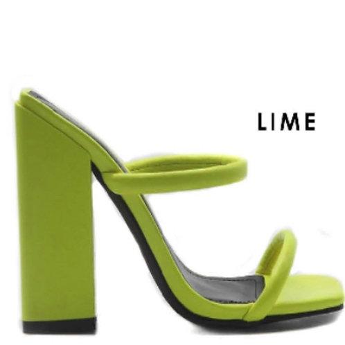 Sheba Lime Muke