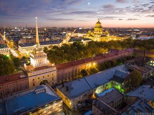 День рождения Санкт-Петербурга!