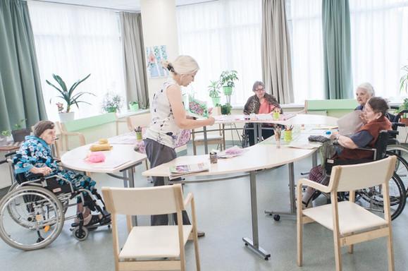 Пансионат для пожилых людей «Курортный»