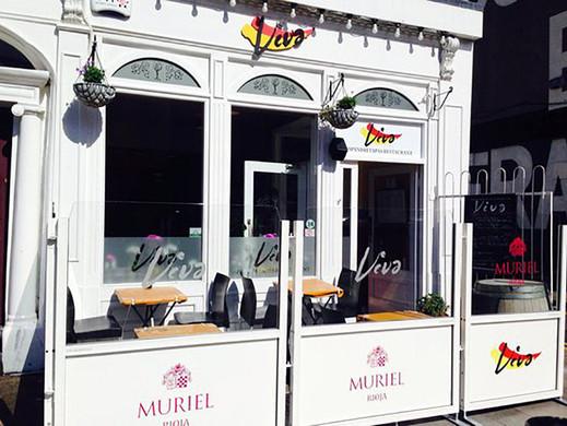 the best Spanish food in Dublin: Viva