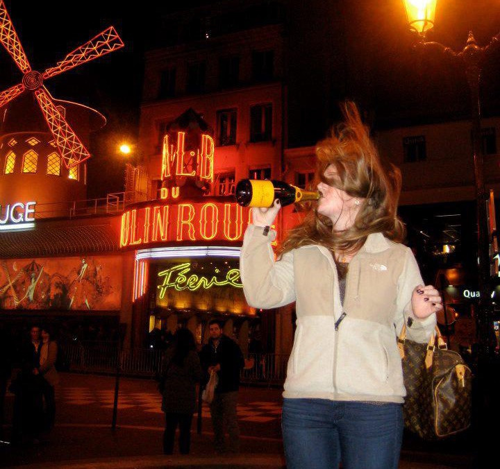 Moulin Rouge & Veuve