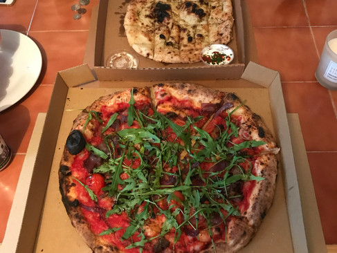 a love of Dublin pizza: Dublin Pizza Company