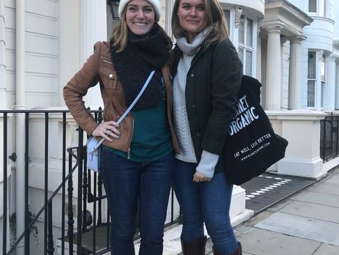 LA girls love London green juice