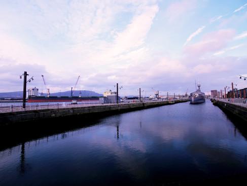 all aboard the HMS Caroline