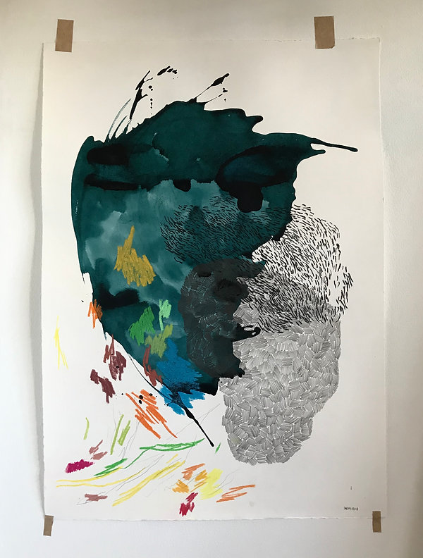 Be in the Present Sarah Grace Art .jpg