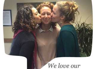 We Love Our Chiropractor!