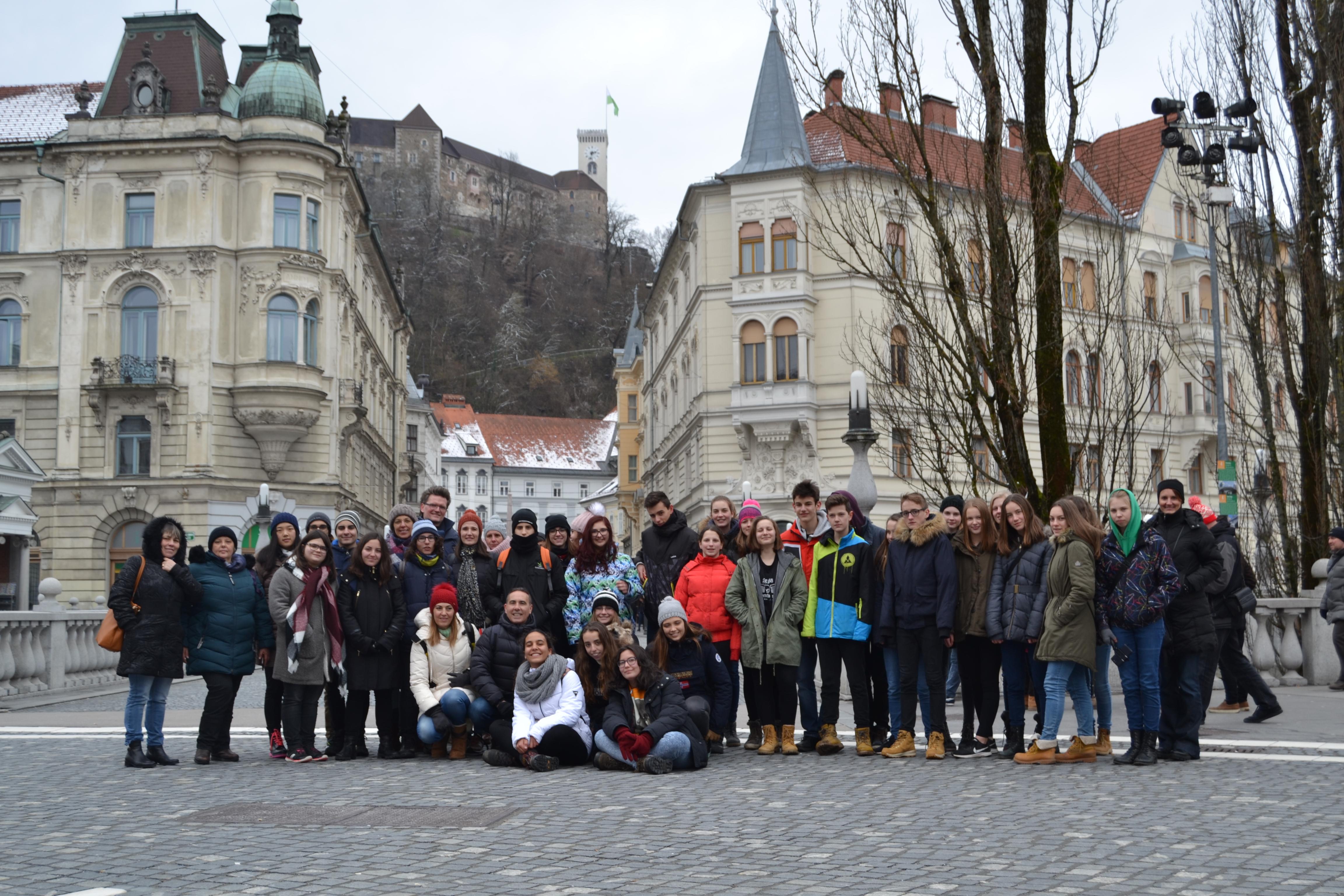 Eslovenia grupo