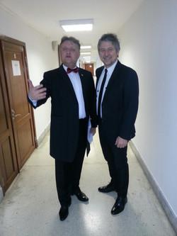 VICTAR BABARYKIN and PAOLO PRIZZON
