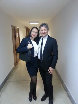 JULIA and PAOLO PRIZZON