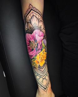 Mehndi_Flower