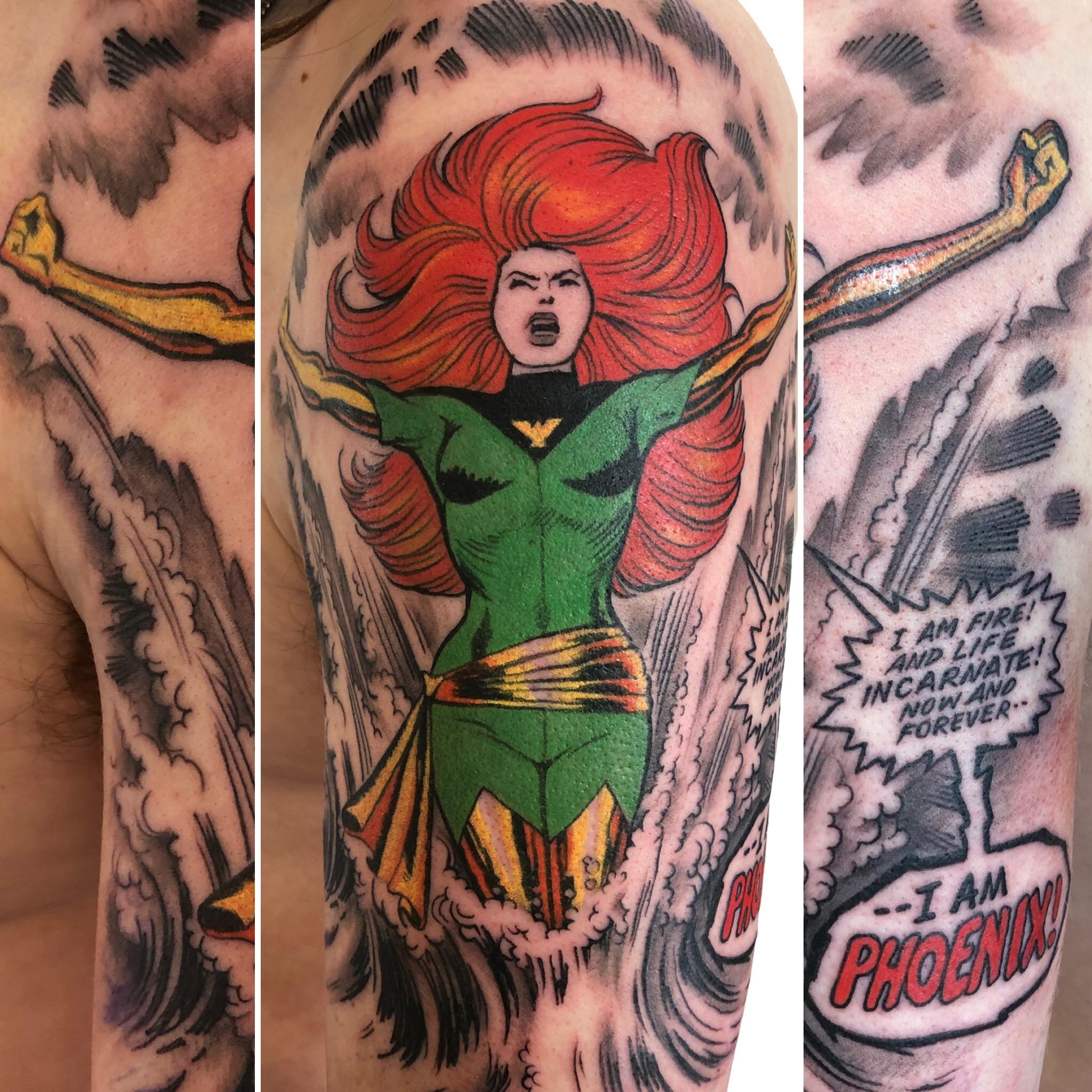 phoenix arm