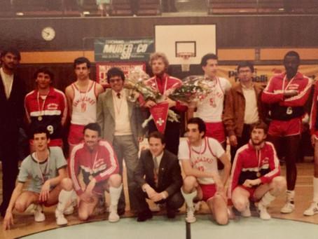 Bruschetti ricorda il compianto Carlo Isotta, presidente storico della SAM Basket