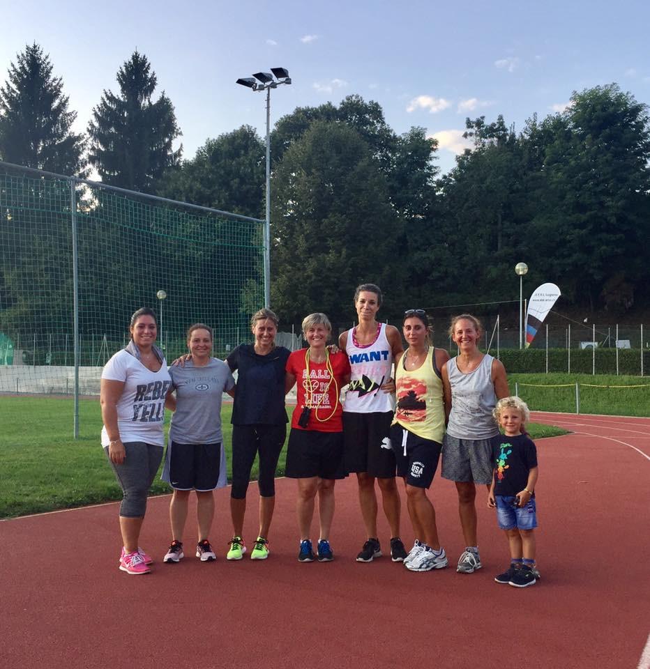 Ladies Team al Valgersa