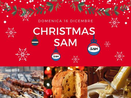 Il Natale in SAM è più sfizioso che mai