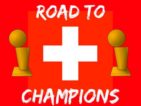 Caccia al titolo di Campioni svizzeri, Under 15 travolgente