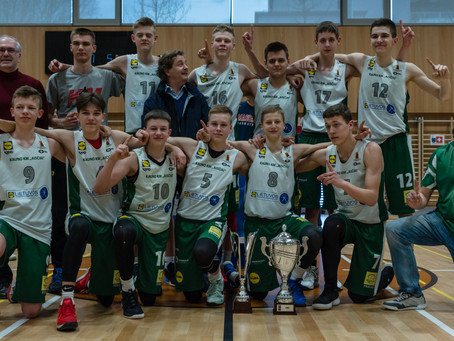 Lo Zalgiris Kaunas batte la Virtus 101-84 e vince il Torneo Internazionale!
