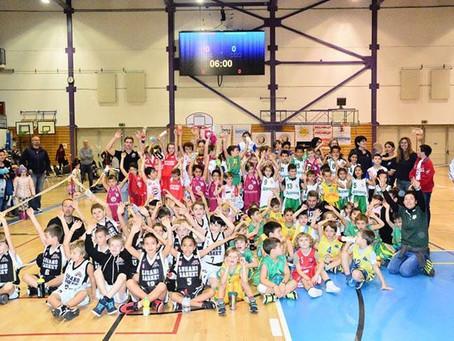 Easy Basket: che festa a Bellinzona!