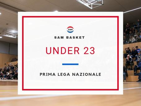 La Under 23 riparte dal Boncourt