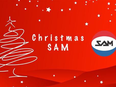 Christmas SAM: Un dicembre ricco di appuntamenti!