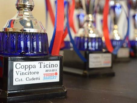 Coppa Ticino: Avanti U15. U20 già in finale