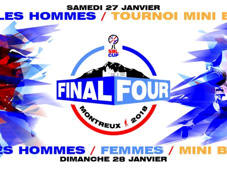 SAM eroica a Neuchâtel: siamo alle Final Four di SBL Cup. Montreux arriviamo!!