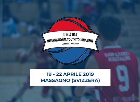 Inizia oggi l'International Youth Tournament