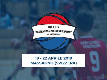 Inizia oggi l'International Youth Tournament