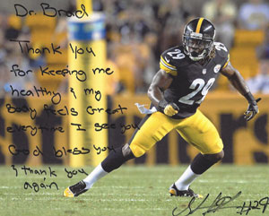 Shamarko Thomas, #29 Pittsburgh Steelers