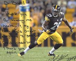 Shamarko Thomas, #29 Pittsburgh Steelers