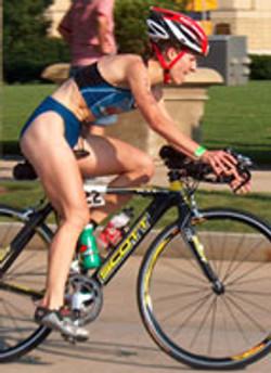 Beth Shutt, Triathlete