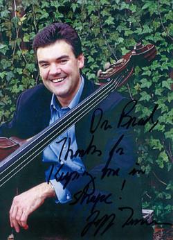 Jeffrey Turner, Principal Bass The Pittsburgh Symphony Orchestra