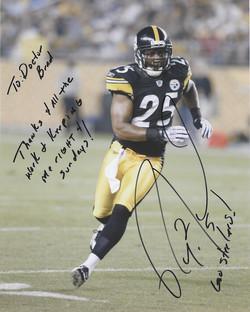 Ryan Clark, #25 Pittsburgh Steelers