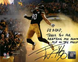 T.J. Watt, #90 Pittsburgh Steelers