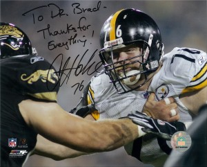 Chris Hoke, #76 Pittsburgh Steelers