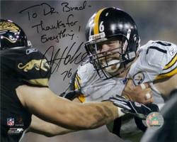 Chris Hoke, #76 Pittsburgh Steelers