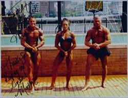 Professional Bodybuilders